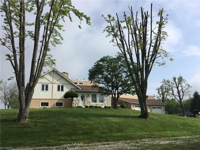 Guernsey County Single Family Home For Sale: 4976 Ashwood Dr
