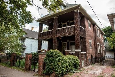 Multi Family Home For Sale: 2479 West 7th St