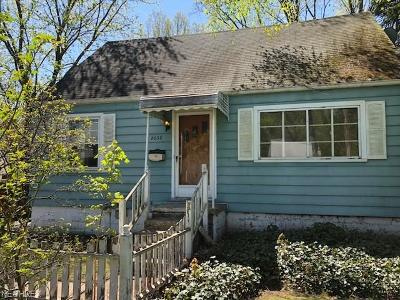 Mentor Single Family Home For Sale: 8638 Carlton Ct