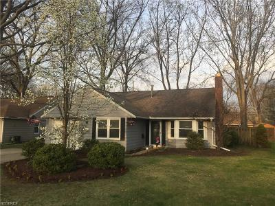 Berea Single Family Home For Sale: 249 Franklin Dr