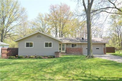 Westlake Single Family Home For Sale: 1819 Columbia Rd