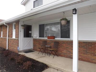 North Olmsted Condo/Townhouse For Sale: 25415 Clubside Dr #11