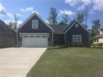 Lake County Single Family Home For Sale: V/L Johnnycake Ridge Rd