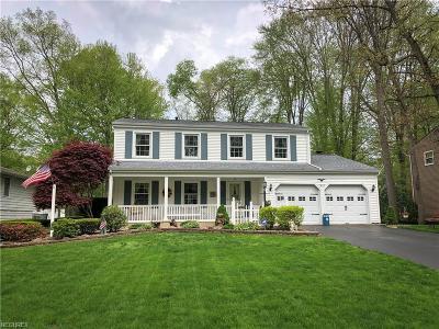 Warren Single Family Home For Sale: 7803 Glen Oaks Dr Northeast