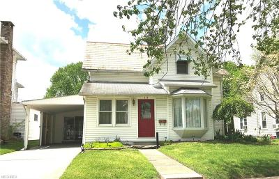 Single Family Home For Sale: 414 2nd St Northeast