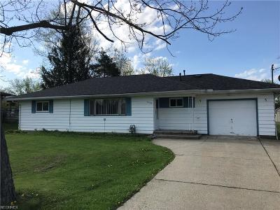 Brunswick Single Family Home For Sale: 3778 Walters Dr