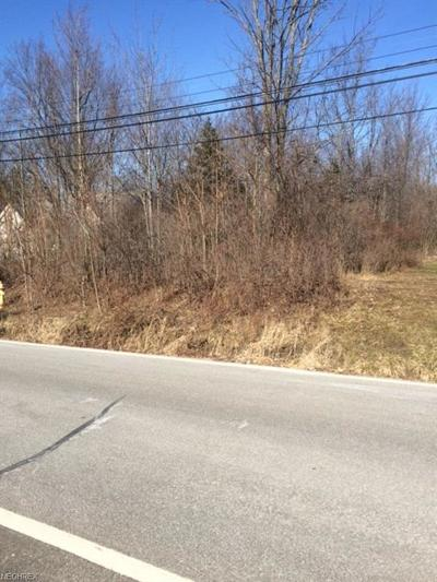 North Royalton Residential Lots & Land For Sale: Cady Rd