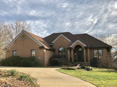 Marietta Single Family Home For Sale: 102 Belle Meadow Dr