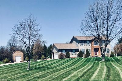 Wadsworth Single Family Home For Sale: 3605 Mark Dale Dr