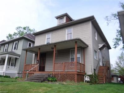 Muskingum County Multi Family Home For Sale: 1117 Blue Ave #1117 & 1
