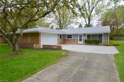 Westlake Single Family Home For Sale: 2742 Walter Rd