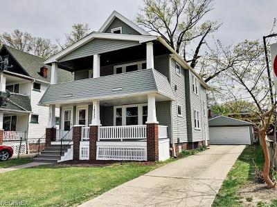 Lakewood Multi Family Home For Sale: 14231 Athens Ave