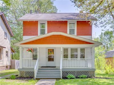Summit County Single Family Home For Sale: 641 Plum Ave