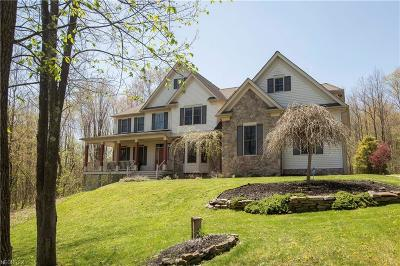 Geauga County Single Family Home For Sale: 11330 Sperry Rd