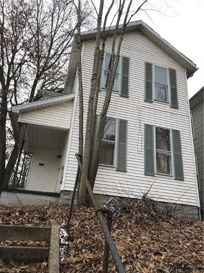 Muskingum County Single Family Home For Sale: 1265 Bluff St