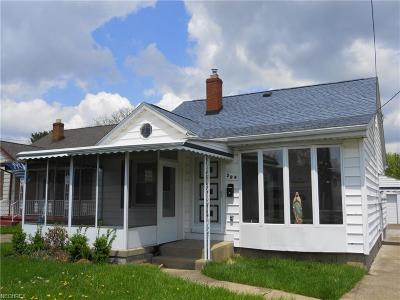 Struthers Single Family Home For Sale: 509 Sexton St