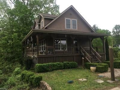 McConnelsville Single Family Home For Sale: 8665 State Route 60