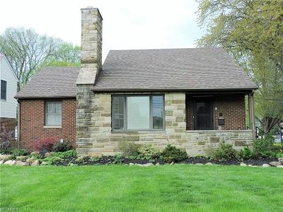 North Olmsted Single Family Home For Sale: 27230 Butternut Ridge Rd