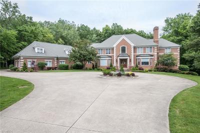 Gates Mills Single Family Home For Sale: 7175 Settlers Ridge Rd