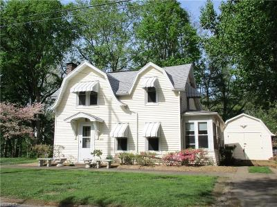 Marietta Single Family Home For Sale: 514 Seventh St