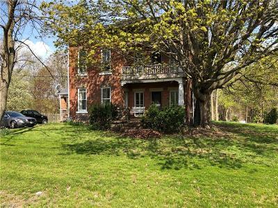 Ashtabula Multi Family Home For Sale: 5809 North Ridge-St Rt 20 Rd