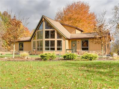 Summit County Single Family Home For Sale: 6465 Akron Cleveland Rd