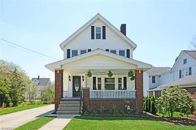 Cuyahoga County Single Family Home For Sale: 17 Maple St