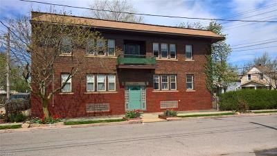 Cleveland Multi Family Home For Sale: 3384 West 63rd St