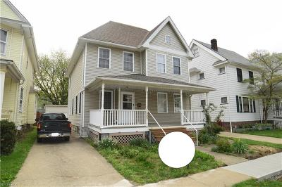 Cleveland Single Family Home For Sale: 1302 West 89th St