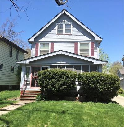 Cleveland Single Family Home For Sale: 15321 Grovewood Ave