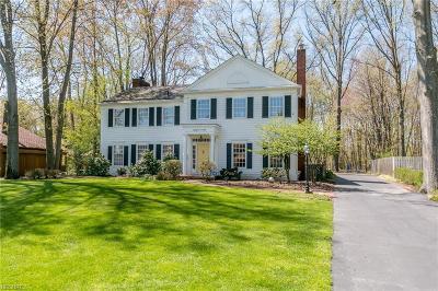 Westlake Single Family Home For Sale: 2170 Chestnut Dr