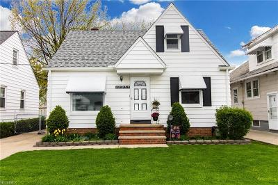 Wickliffe Single Family Home For Sale: 29955 Phillips Ave