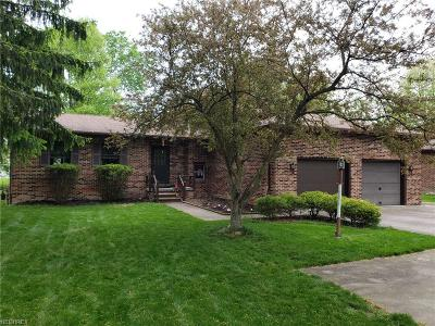 Strongsville Single Family Home For Sale: 8854 Big Creek Pky