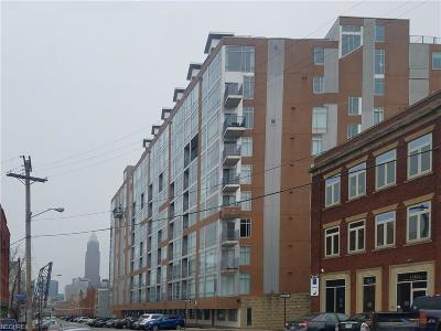Cleveland Condo/Townhouse For Sale: 2222 Detroit Rd #PH 1119