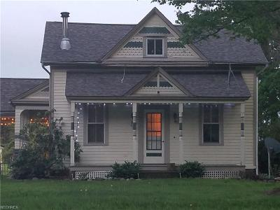 Ravenna Single Family Home For Sale: 8494 State Route 88