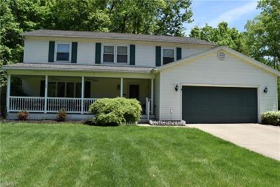 Copley Single Family Home For Sale: 879 Clearwood Rd