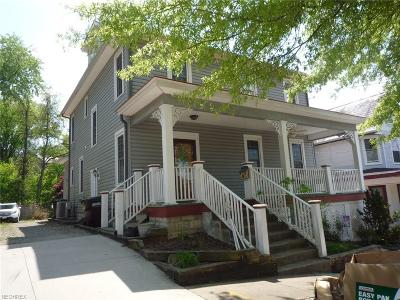 Marietta Single Family Home For Sale: 808 Garfield St