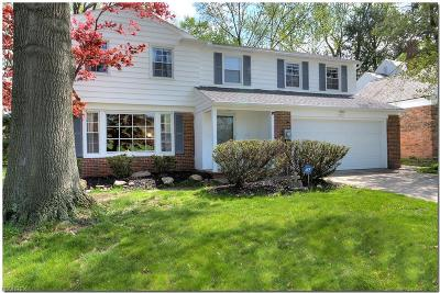 Cleveland Heights Single Family Home For Sale: 1213 Hereford Rd