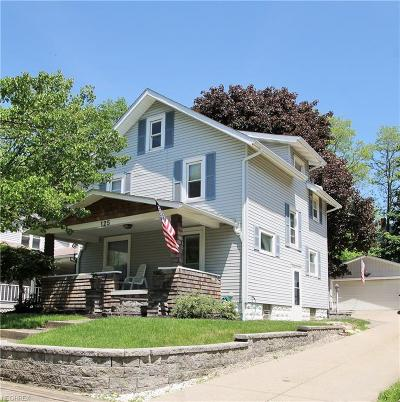 Wadsworth Single Family Home For Sale: 125 Summit St