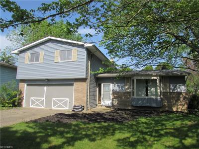 North Olmsted Single Family Home For Sale: 6543 Nancy Dr