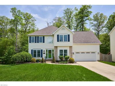 Brunswick Single Family Home For Sale: 2317 Auden Cir