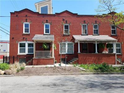 Cleveland Single Family Home For Sale: 1429 West 38th St