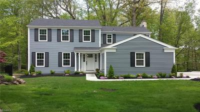 Strongsville Single Family Home For Sale: 20796 Oak Trail Ct