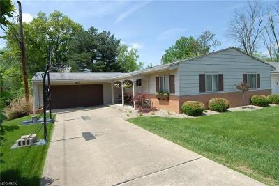 Zanesville Single Family Home For Sale: 1379 Pfeifer
