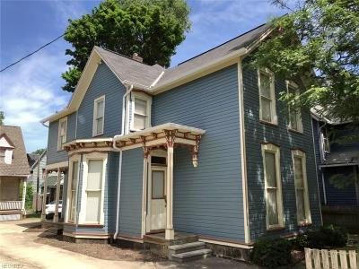 Cleveland Single Family Home For Sale: 1852 Fulton Rd