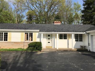 Aurora Single Family Home For Sale: 155 New Hudson Rd