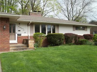 Avon, Avon Lake Single Family Home For Sale: 147 Duff Dr