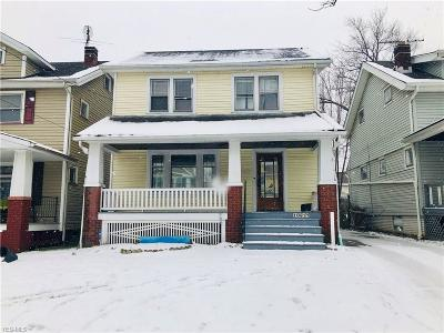 Cleveland Single Family Home For Sale: 10817 Saint Mark Ave