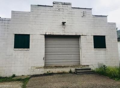 Guernsey County Commercial For Sale: 85 Wilson Ave