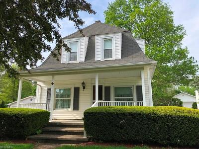 Seville Single Family Home For Sale: 49 East Main St